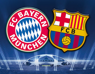 Barça and Bayern will be in Barcelona, May 1, 2013