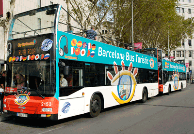 Moving around Barcelona: metro, bus and more