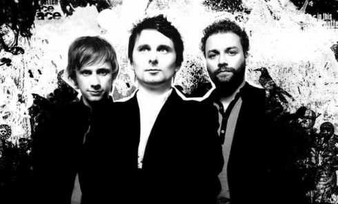 Muse in concert in Barcelona, June 07, 2013, 19.30h.